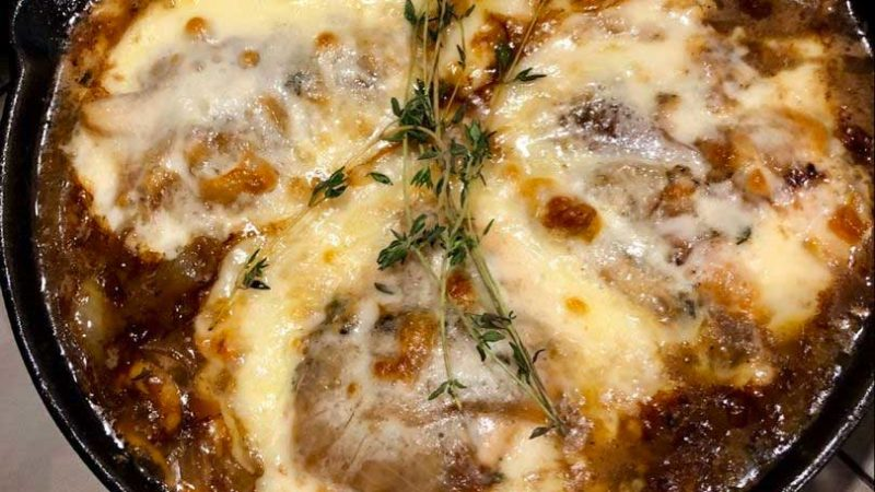 Chicken Lombardy